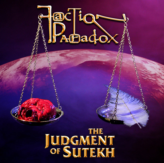Cover of The Judgment of Sutekh