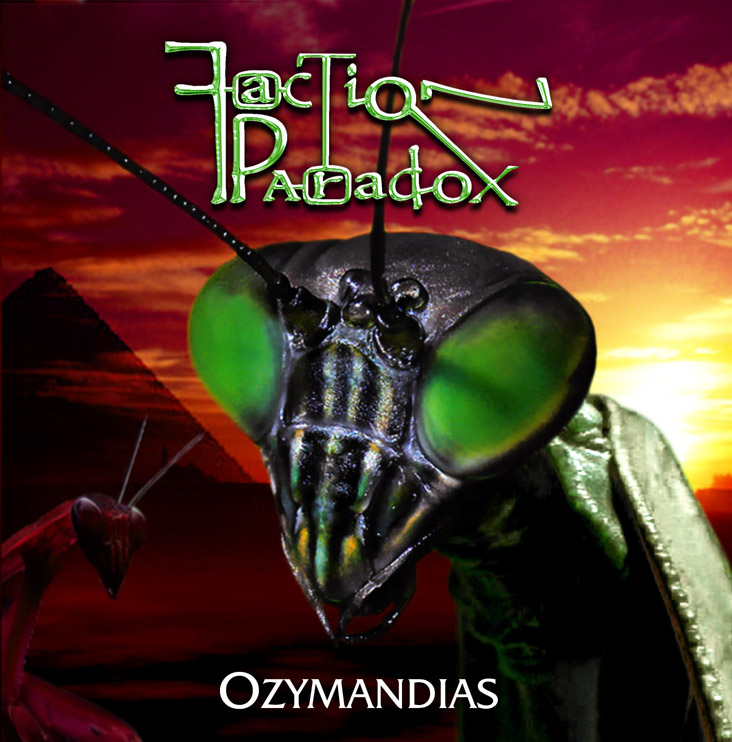 Cover of Ozymandias
