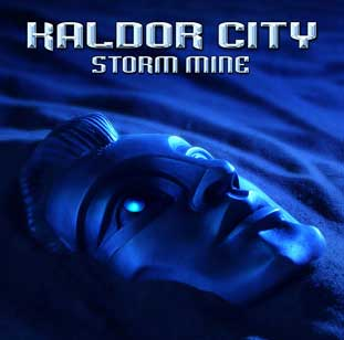 Cover of Storm Mine CD