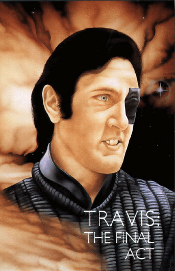 Travis: the Final Act cover
