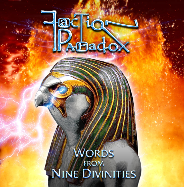 Cover of Words from Nine Divinities