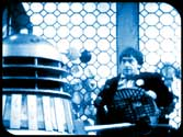 'Your name is Cecilweed you goddamn animal! Oh man, I am really tripping out here... Get off the shed! Get off the shed! For the love of God, get off the shed! I think my hands are made of wood! Have a feel, Dalek me lad!'