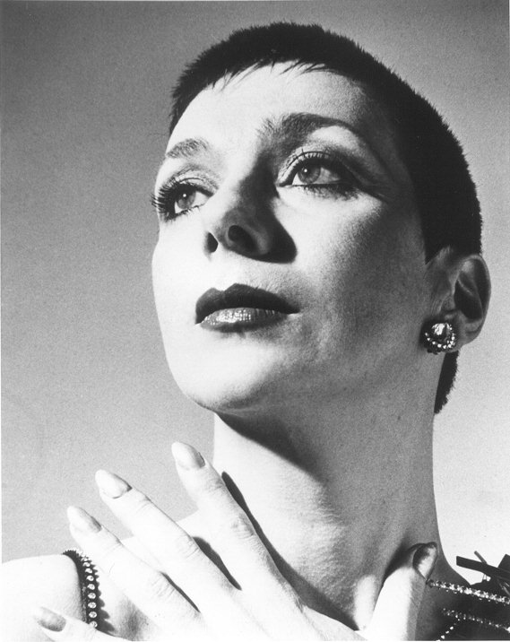 Jacqueline Pearce as Servalan