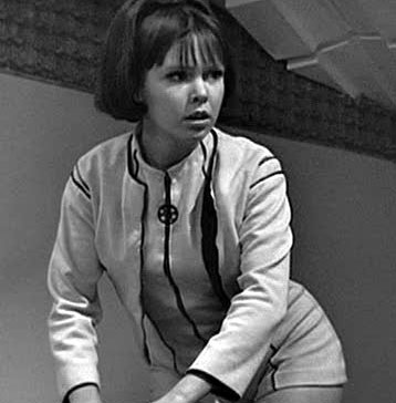 Wendy Padbury as Zoe
